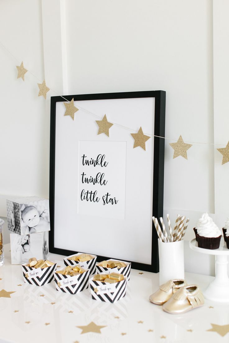 Birthday sale the tomkat studio blog - Twinkle Twinkle Little Star Baby Shower Favors Free Art Printable