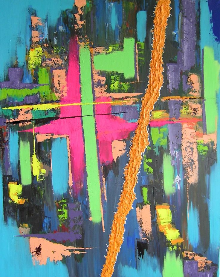 """""""Dreamdimension"""" 150x120x2 cm Acryl on canvas"""