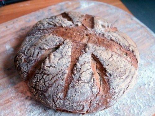 Овсяный хлеб. Достаточно простой финский рецепт овсяного хлеба по-домашнему. | Шедевры кулинарии