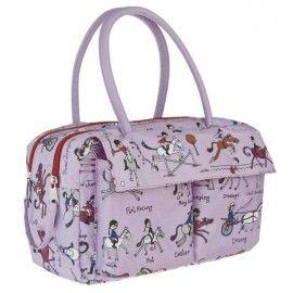 Tyrrell Katz London - Horse Riding Beauty Bag