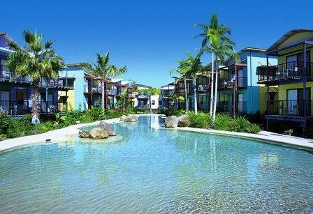 Australis Noosa Lakes Accommodation  noosa wedding accommodation