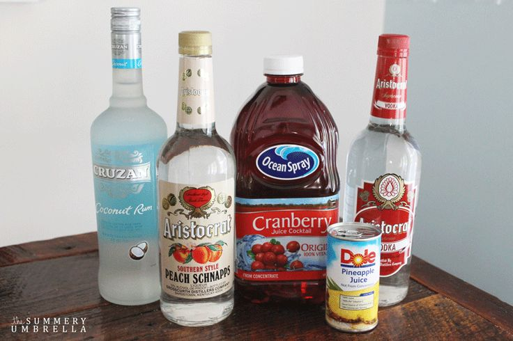 Looking for a crowd pleasing party drink? Try this delicious recipe for this yummy ruby relaxer. You will not be disappointed!