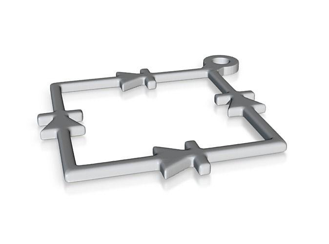 Geek Jewelry: Bridge Rectifier B by vanca