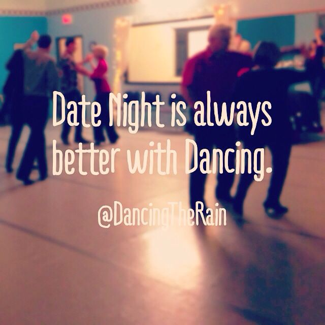 Dating dancing dreams and dilemmas