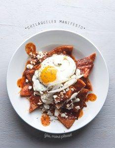 Chilaquiles VERDES Brunch RecipesBreakfast