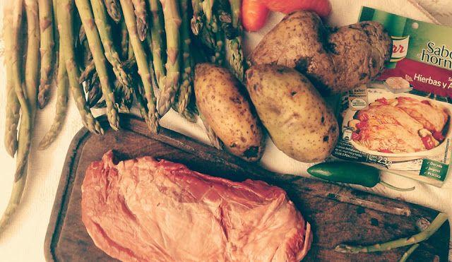 Bondiola de cerdo picantona ~ Mundo Gourmet