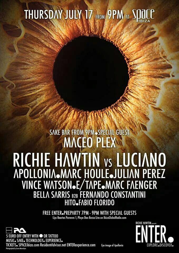 ENTER Ibiza 2014