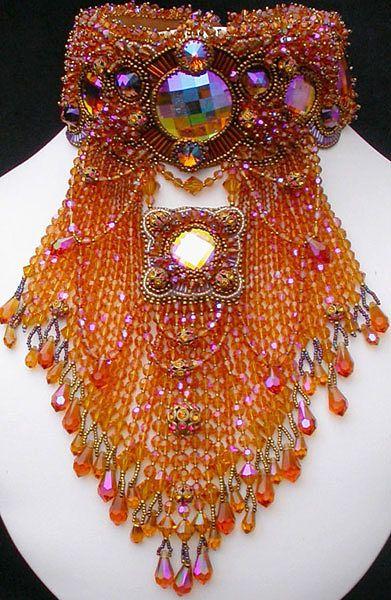 Best 25+ Beaded statement necklace ideas on Pinterest ...