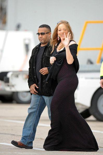 Mariah Carey Photos - Mariah Carey and Nick Cannon in Paris - Zimbio