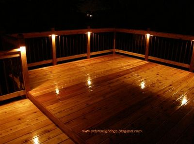 deck lighting ideas. exterior lightingexterior lighting for homes deck ideas o