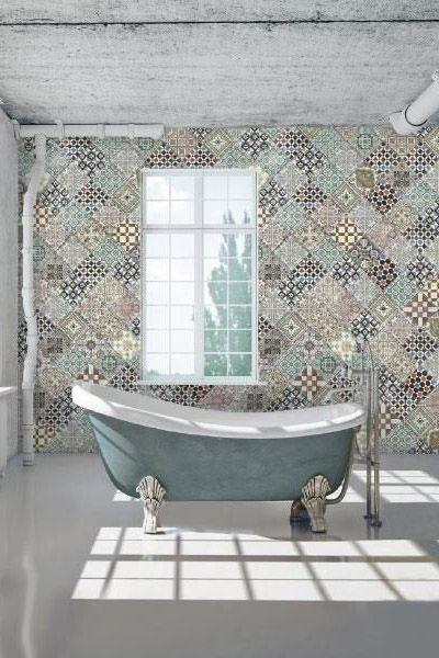 1000 id es sur le th me salle de bains pastel sur for Tendance decoration fenetre