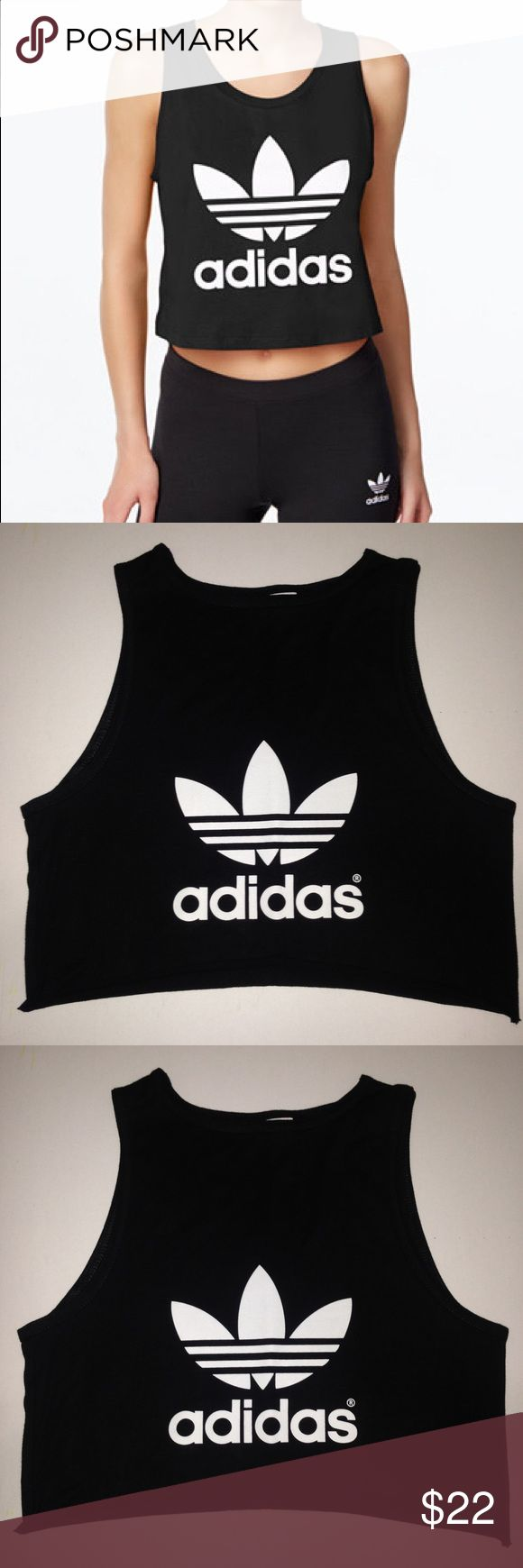 🚨NEW🚨 ADIDAS CROP TANK 100%BRAND NEW ADIDAS CROP TANK TOP SIZE M. Check my other listing Nike, adidas, forever 21, champion, converse , triangl , bikinis, hollister, American eagle, brandy Melville, Lacoste, too faced, Mac, clinique,Aeropostale, gap,Calvin Klein,ethika,tom,vans,coach,kate spade,Michael kors adidas Tops Crop Tops