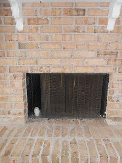 Cheap fireplace cover to keep out drafts.