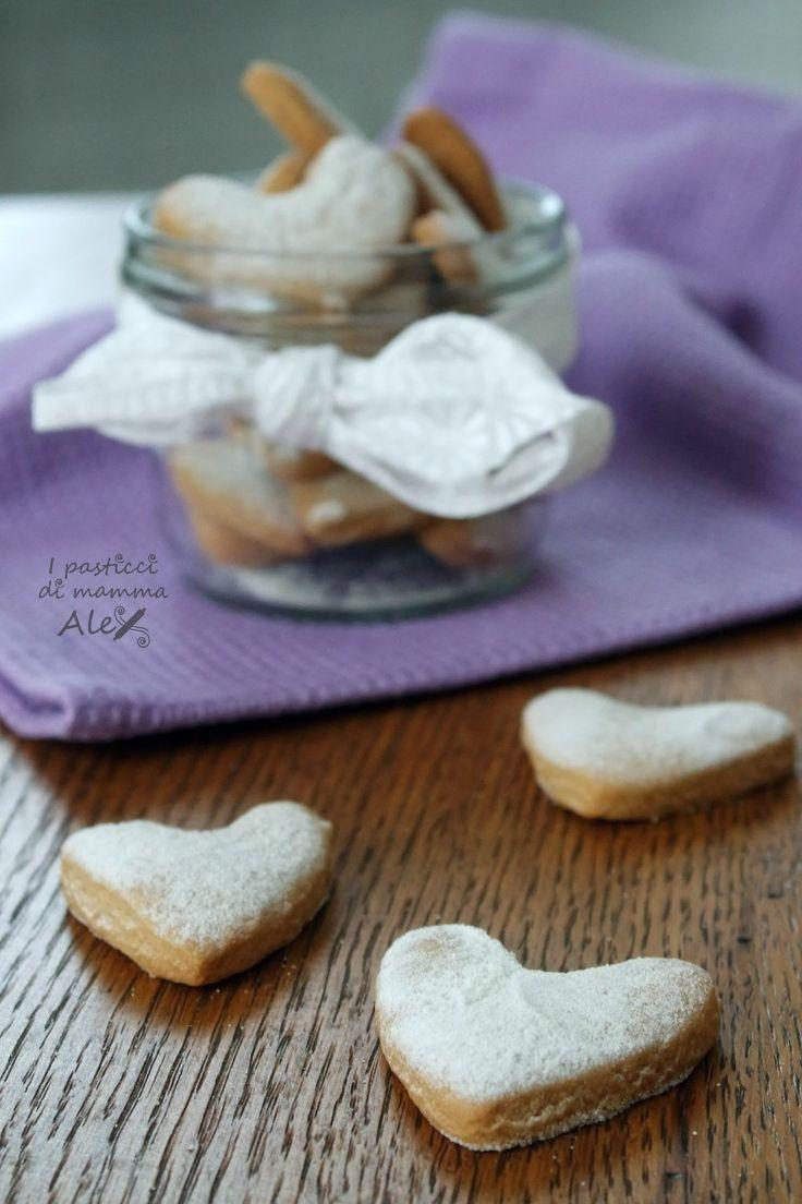 Biscotti friabili leggeri | I pasticci di mamma Alex