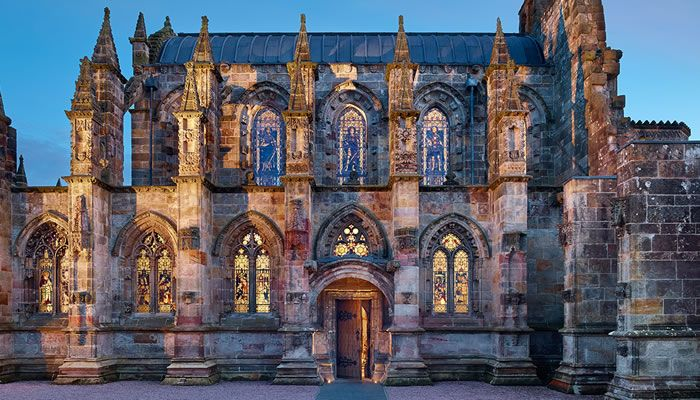 Evening Visits | The Official Rosslyn Chapel Website