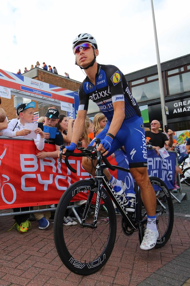 Tour of Britain 2016 stage 3 Tony Martin @tdwsport