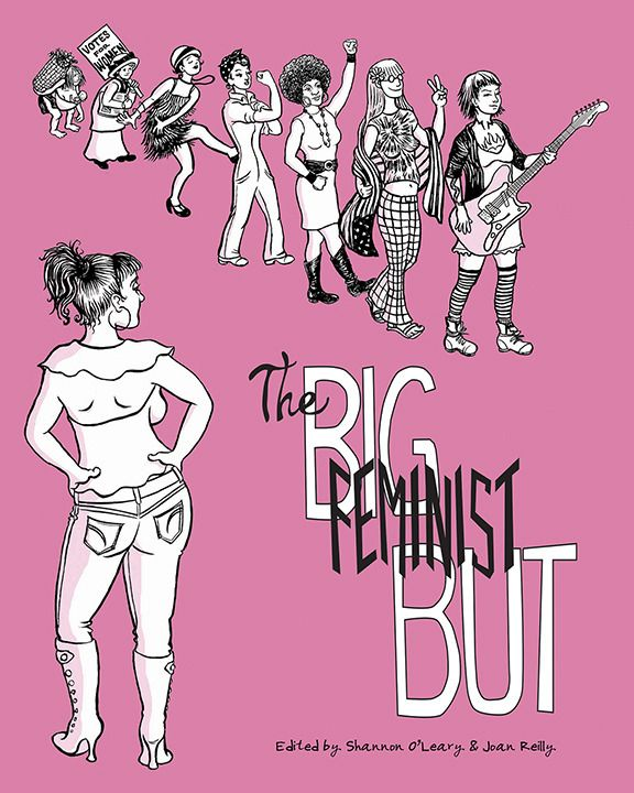 The Big Feminist BUT: The Caveats of Gender Politics in Comics | Brain Pickings