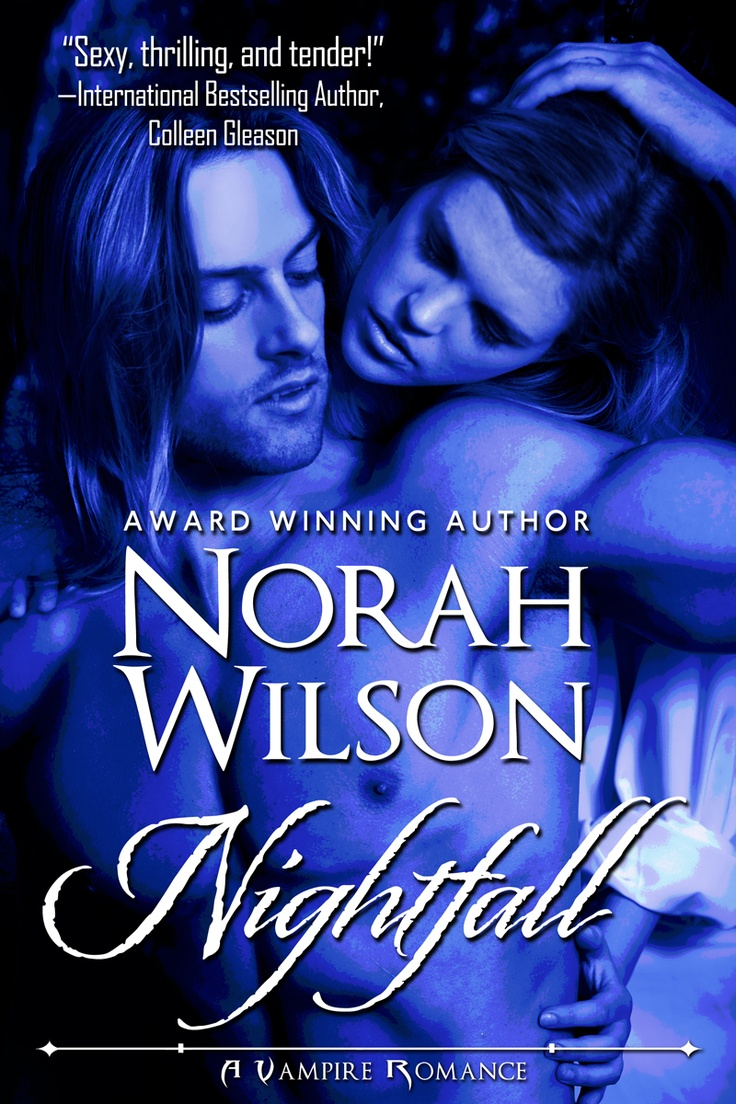 Nightfall, the second book in my Vampire Romance series, is finding its audience quickly and is making a run at becoming my top seller. It might have something to do with the hero Aiden Afflack, who was so fun to write. Where Delano Bowen (Merzetti Effect) is a more classically tortured vampire, Aiden is happy to skim life's surface. Or so it would seem, until Sam Shea draws out his truth.