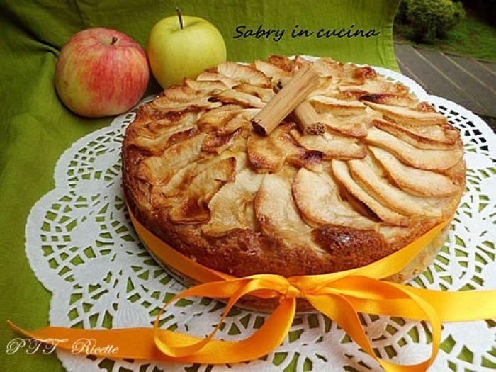Torta di mele con farina integrale | Ricetta