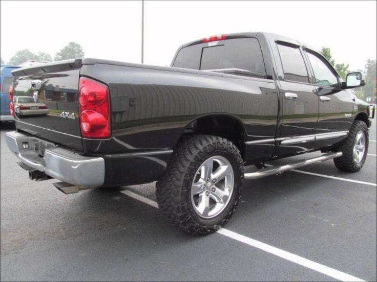 2008 Dodge Ram 1500 Lifted Truck For Sale http://www.onlyliftedtrucks.com
