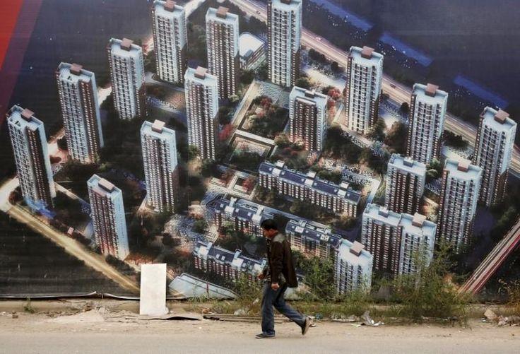 焦点:中国不動産業者、住宅価格上昇鈍化で弱まる攻めの姿勢