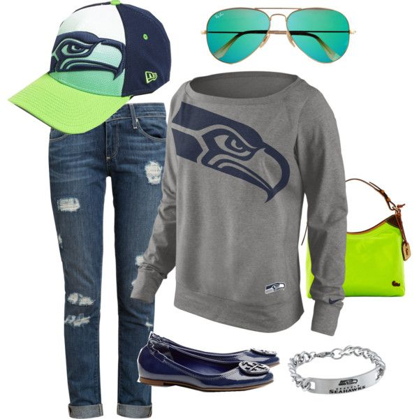 Go Hawks!!! Seahawks style