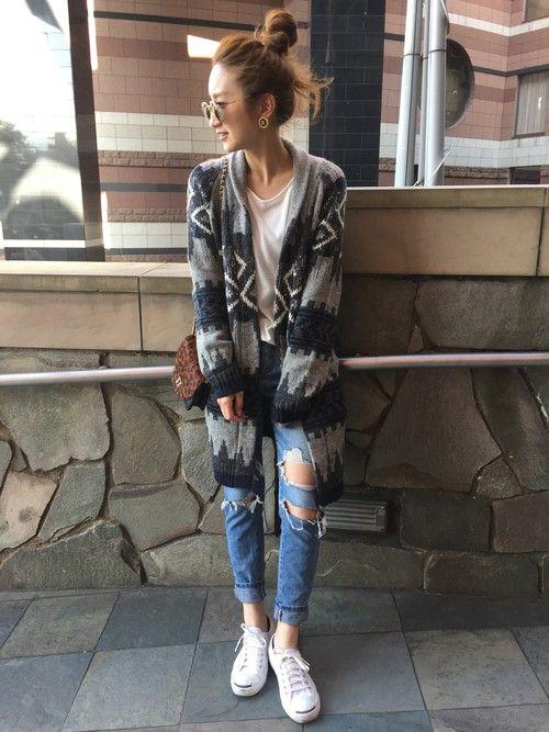 asuka│Ungridのジャケット/アウターコーディネート-WEAR