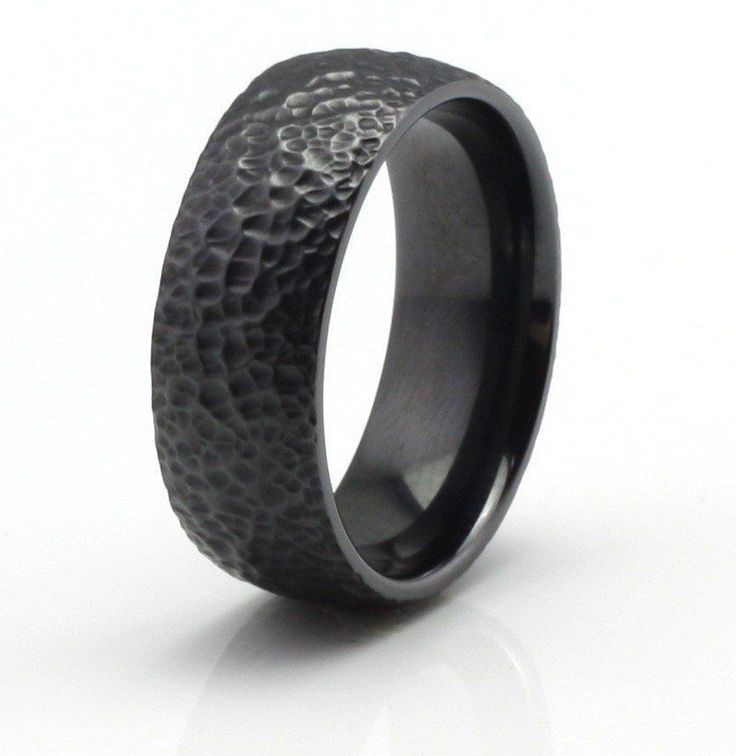 10 best Titanium Rings images on Pinterest Male wedding rings