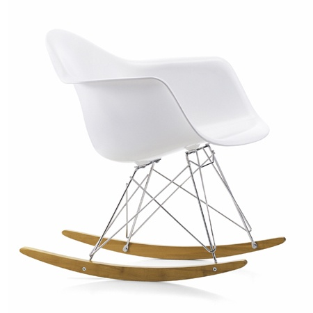 Eames RAR gyngestol - Vitra Design - Ray and Charles Eames - Illums Bolighus