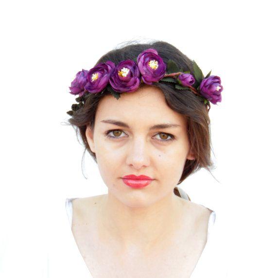 17 Best Ideas About Black Flower Crown On Pinterest: 17 Best Ideas About Head Wreaths On Pinterest