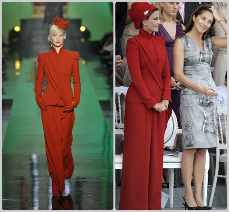Modern love dress liberty - Mozah Bint Sheika Mozah Mozah Style Sheikha Mozah She Kha Mozah
