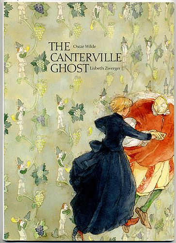 Lisbeth Zwerger - The Canterville Ghost - cover by moonflygirl, via Flickr