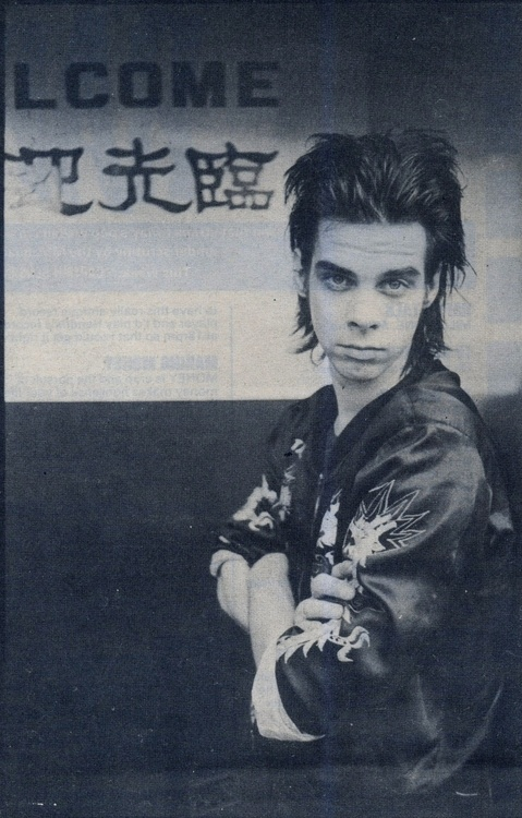 nick cave and the bad seeds слушать