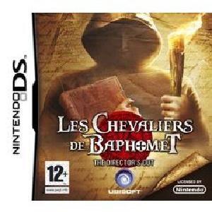 LES CHEVALIERS DE BAPHOMET / JEU CONSOLE NINTENDO - Achat / Vente jeu ds - dsi LES CHEVALIERS DE BAPHOMET NDS - Cdiscount