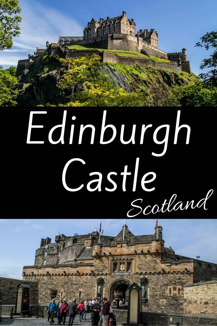 Visit Edinburgh Castle Scotland, the old fortress perched in the middle of the city - best views of the castle, the crown jewels, the chapel, the Great hall... Video, photos and info to plan your visit at: http://www.zigzagonearth.com/visit-edinburgh-cast