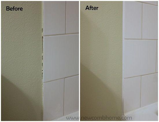 how to edge tile w o tiles genius pinterest tiles bathroom