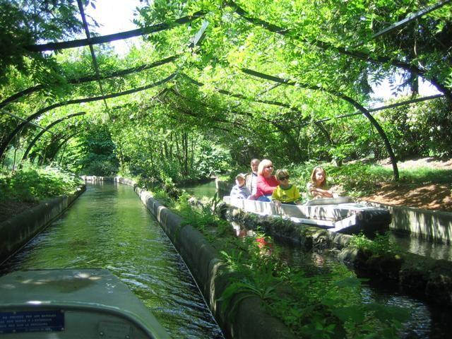 Jardin d'acclimatation à Paris #green #garden #paris