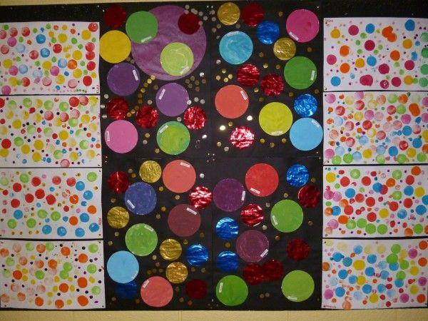 Deco noel - Kusama Art Abstrait, Deco Noel, Arts, Noel Kusama, Artis ...