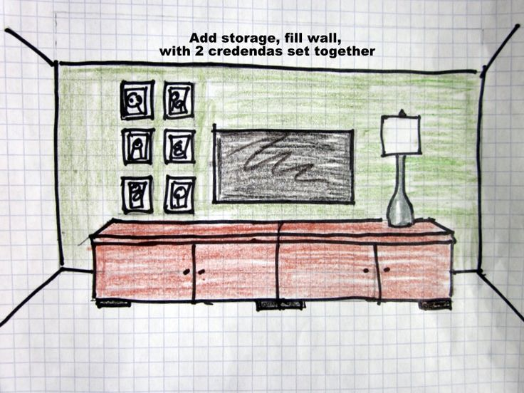 tv wall: Tv Wall Decor, Wall Art, Decor Ideas, Blank Wall, Living Rooms, Unique Home Decor, Home Decor Tv Wall, Idecor Wall, Home Furnishings