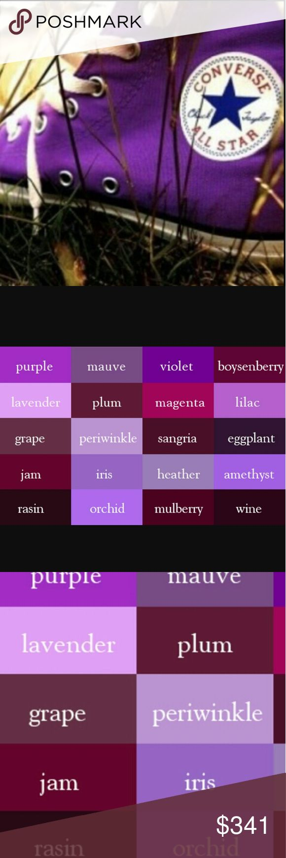 """Purple A quick reference guide for the """"Purple"""" Family Accessories"""