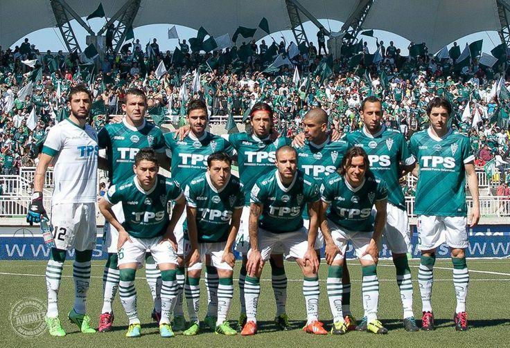 Los 11 iniciales en el Clásico Porteño ganado 3x0 a los Ruleteros en Quillota