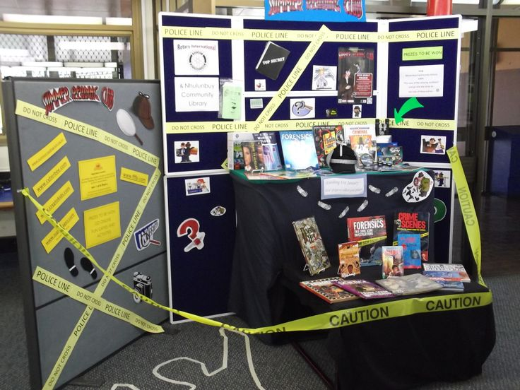 You be the detective - it's Investigation time with Summer Reading Club