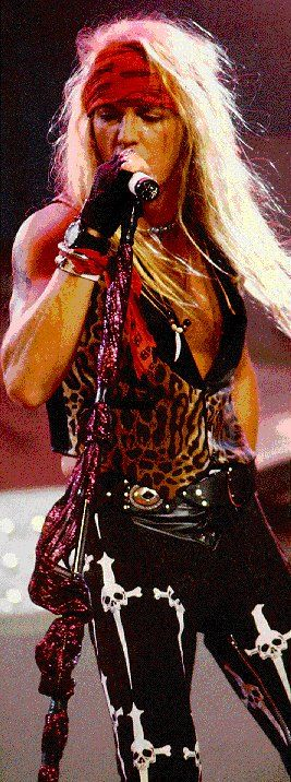 Bret Michaels. I fucking love this style!
