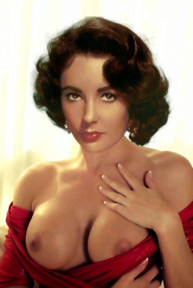 elizabeth taylor nude photos