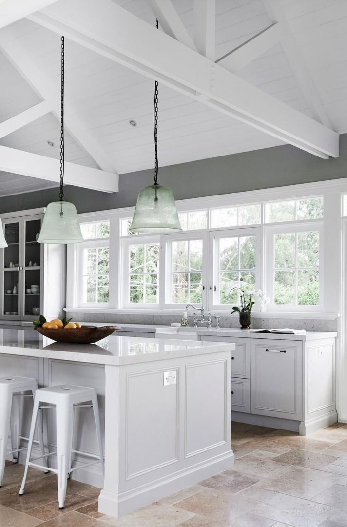 15 Antique Grey Kitchen Cabinets With
