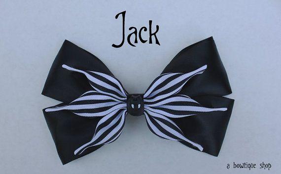 Jack hair bow                                                                                                                                                                                 Más