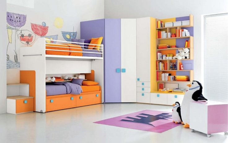 Kids Room, Photos Of Teen Room Themes Orange Bed Frame Bunk Beds Teen Room Ideas Pretty Theme For Teens Bedroom Cool Teen Girls Room Ideas With Wonderful And Incredible Paint Theme Design Pretty: Wonderful Concept Of Bedroom For Teenagers With Adorable Teen Room Themes