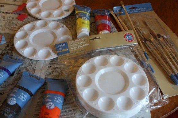Free acrylic tutorials for kids