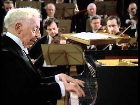 Arthur Rubinstein - Piano Concertos. Rubenstein, who was Polish, is considered to be one of the greatest interpreters of Chopin.