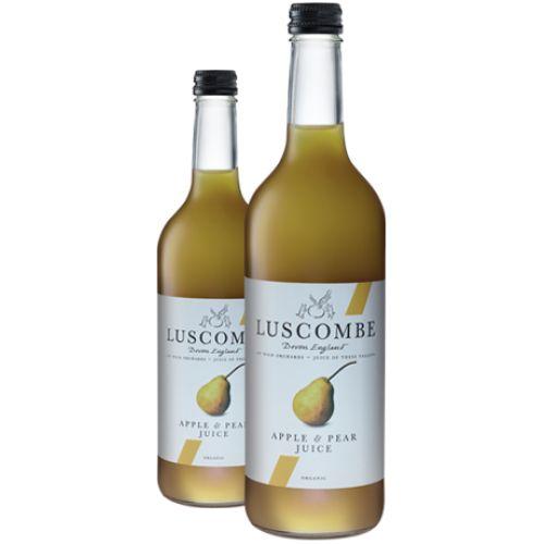 Jus de pomme et poire bio Luscombe - Acheter des jus de fruits bio en ligne - épicerie anglaise Sophie's Store